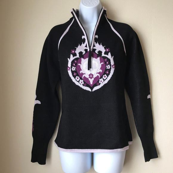 a0b6b58b4 Athleta Sweaters | Sweater 14 Zip Pullover Kangaroo Pocket | Poshmark